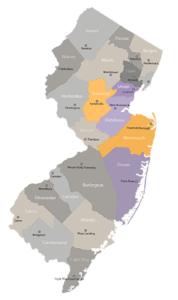 new jersey somerset, middlesex, monmouth, union, ocean